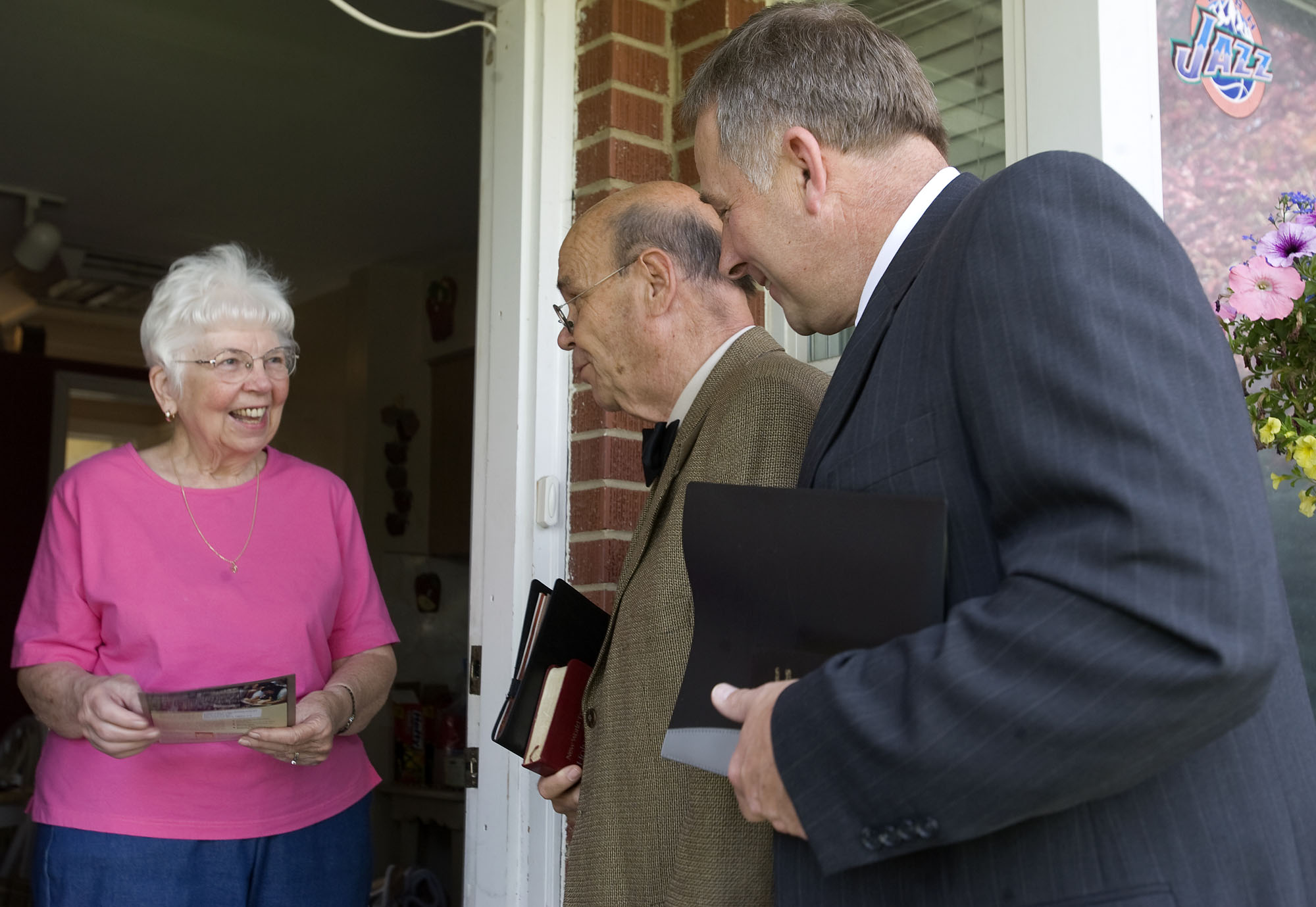 What to say to a jehovah witness