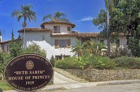 house of princes beth sarim