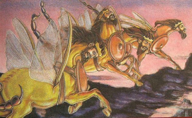 RC scorpions